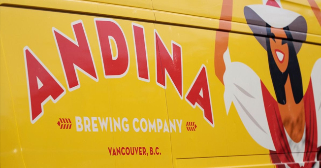 Andina Open for Takeout and Delivery